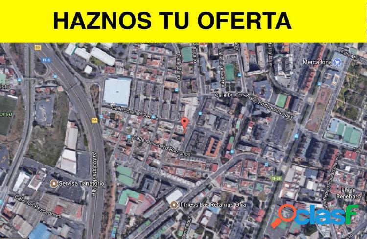 Terreno urbano en santa cruz, procedente de entidad bancaria, con financiación preferente!!!