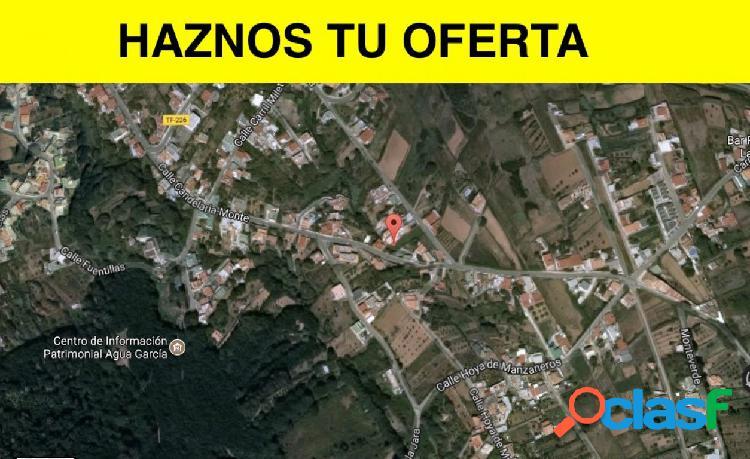 Terreno urbano en tacoronte, procedente de entidad bancaria, con financiación preferente!!!!!