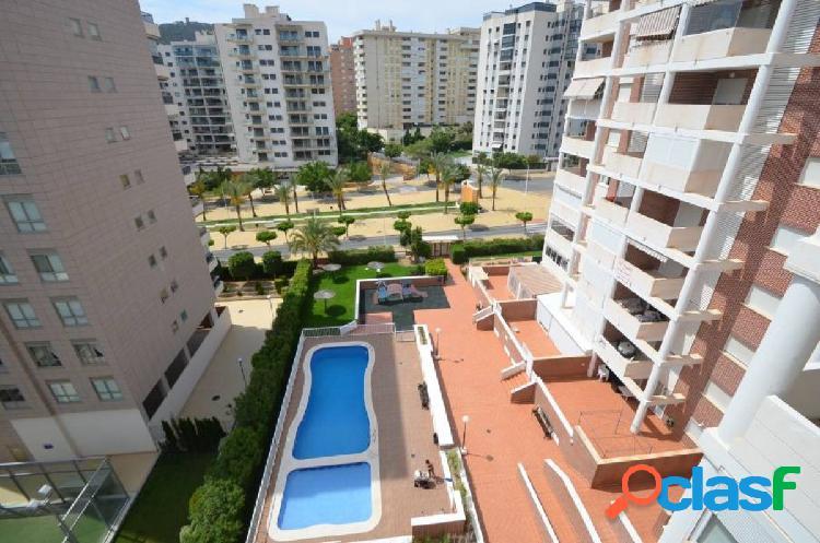 Se vende apartamento de dos dormitorios en cala villajoyosa. sevendgroup.es