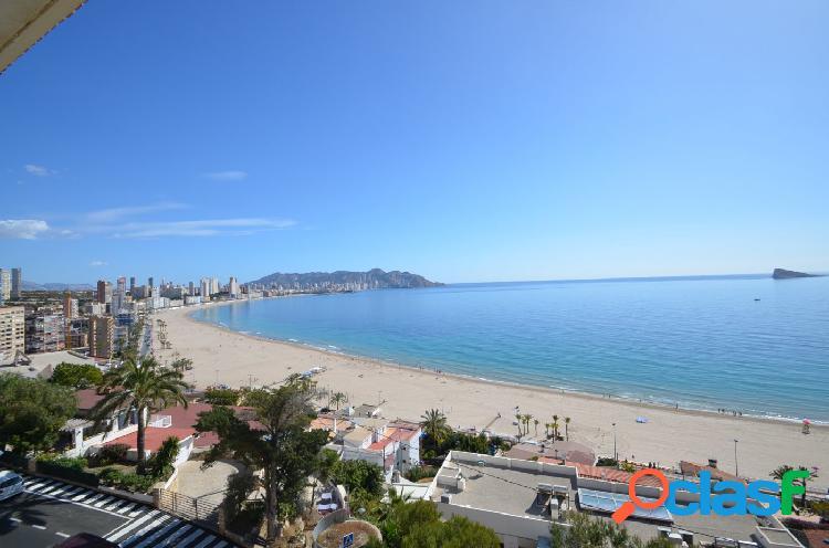 Se vende aticos de dos dormitorios con vistas al mar en benidorm sevend group.com