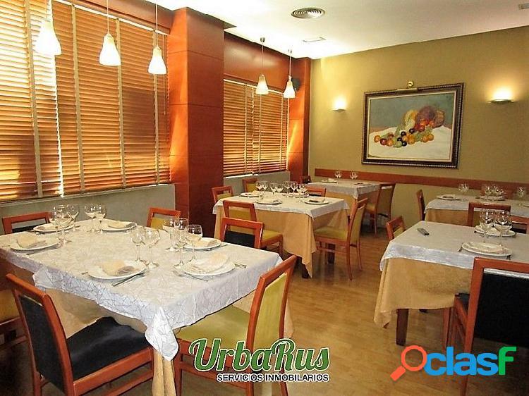 * urbarus vende local comercial con negocio en funcionamiento.