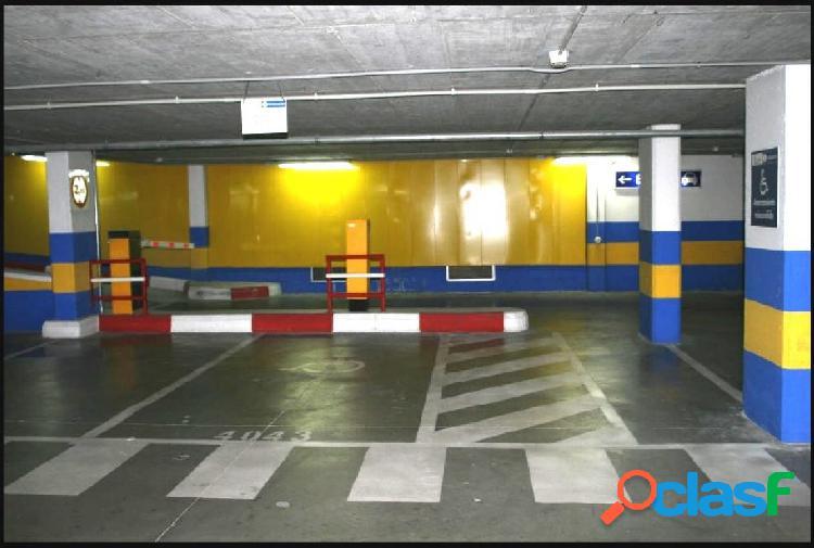 ¡¡¡amplia plaza de garaje en el centro de jerez!!!