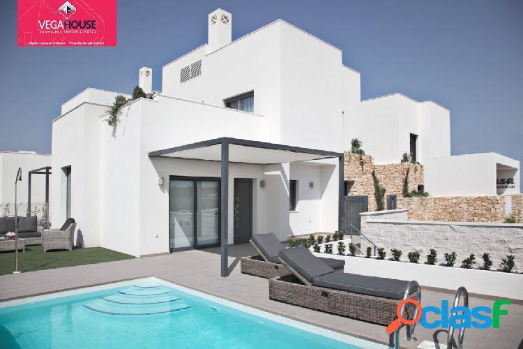 Se vende villa de lujo en Rojales- Residencial Eivissa