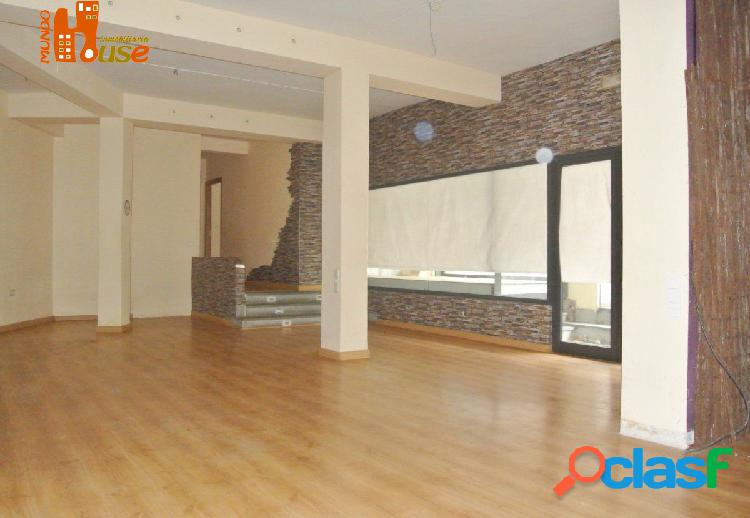 Local comercial alquiler san ildefonso