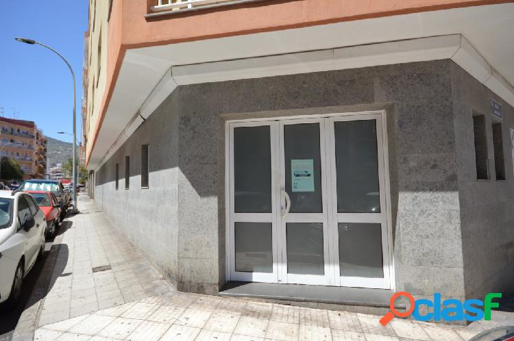 Local comercial santa cruz (zona la salle)