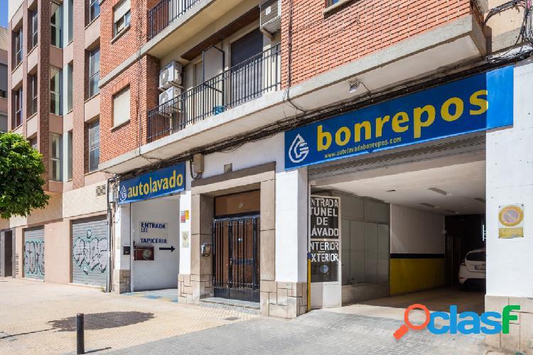 Local comercial en primera linea ctra barcelona - bonrepos