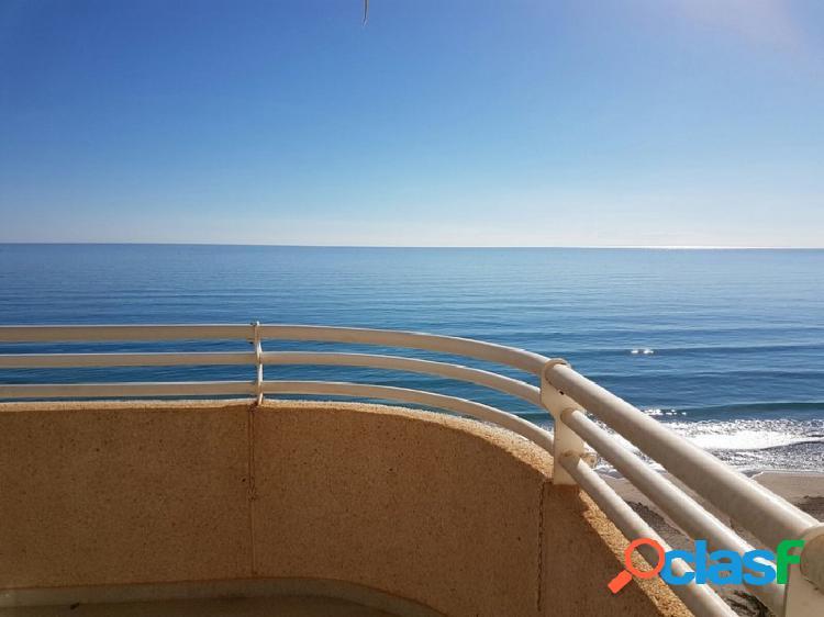 Vivienda en alquiler en primera linea de playa