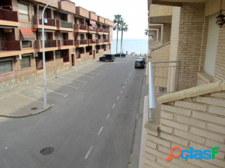 Apartamento planta baja ¡¡vistas al mar!! en los alcázares