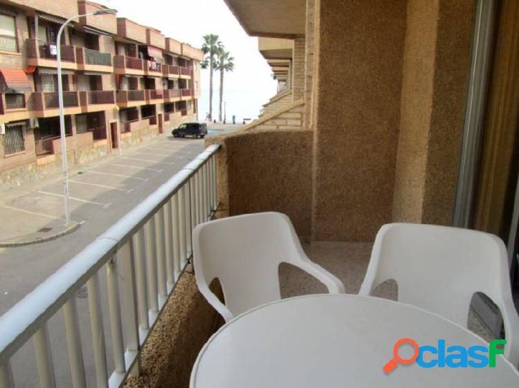 Apartamento planta primera ¡¡vistas al mar!! en los alcázares