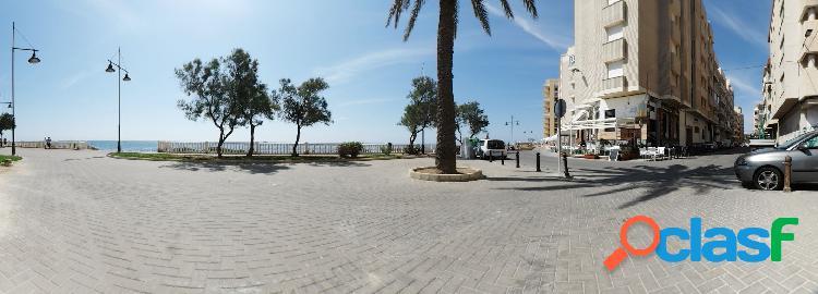 Restaurante 1º línea del mediterráneo