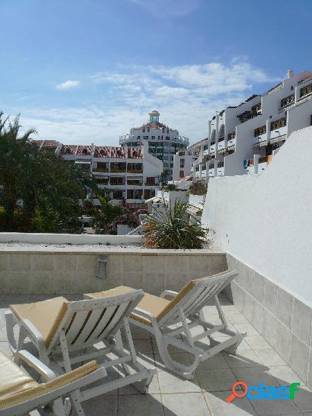 Apartamento en playa de las americas. complejo parque santiago iii