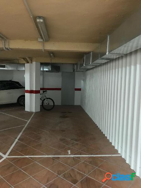 Plazas de garaje para alquiler o venta en pleno ciudad jardin