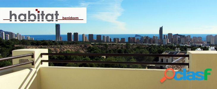 Promoción apartamentos vista al mar junto al golf