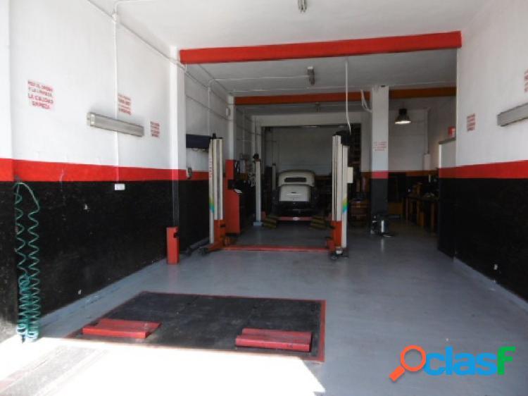 Taller mecánico instalado en venta