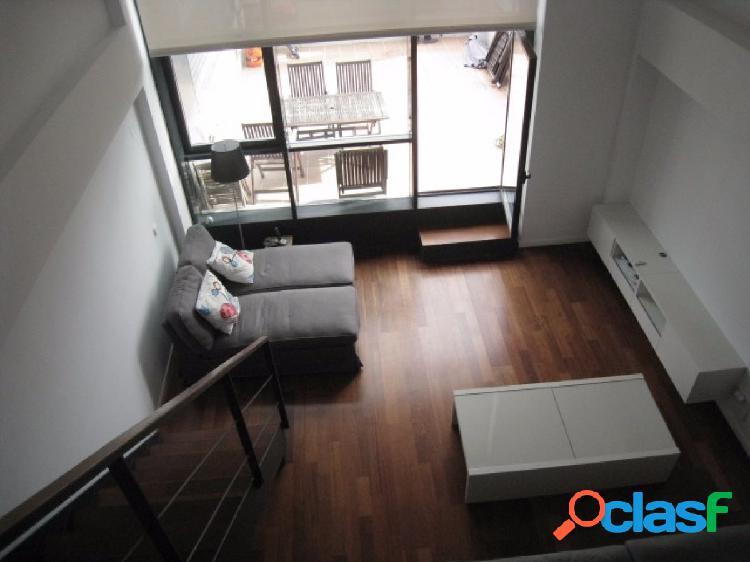Excelente ático – loft con las mejores vistas del norte de Madrid. Garaje incluido. 2