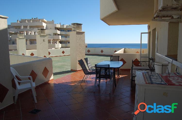 Sensacional apartamento frente al mar en benalmadena costa