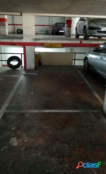 Se vende plaza de garaje en ALCOY -- ZONA NORTE 1
