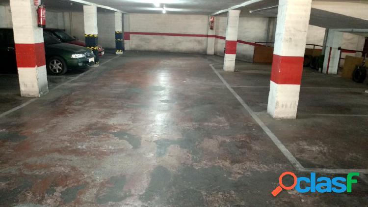 Se vende plaza de garaje en ALCOY -- ZONA NORTE 3
