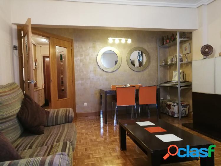 Bonito piso reformado de 2 habitaciones en el centro de barakaldo