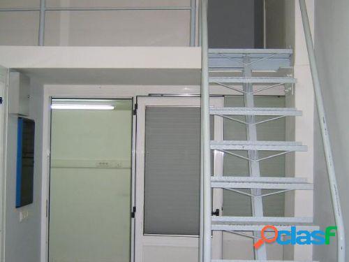 Bajo comercial acondicionado para oficinas, totalmente instalado
