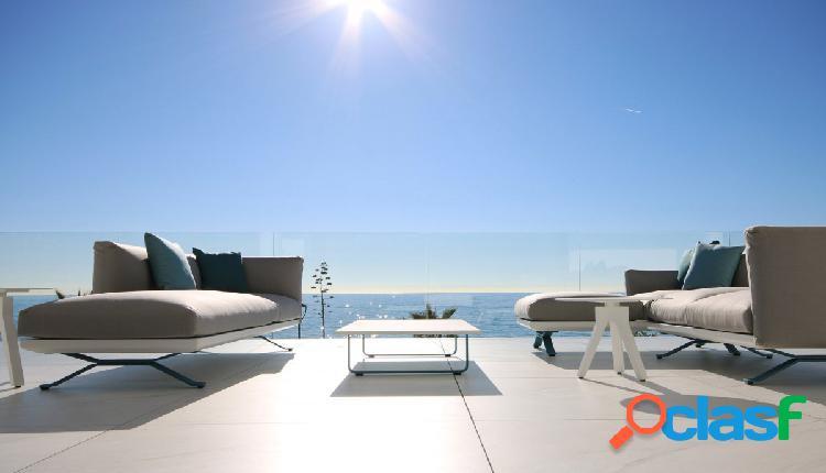 Lujoso apartamento en una de las mejores playas entre puerto banus y estepona