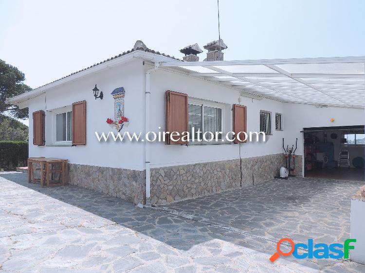 Casa en venta muy acogedora en lloret de mar, urbanización