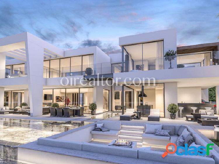 Casa en venta en New Golden Mile, Marbella-Málaga
