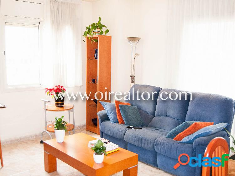Amplio piso en venta en Fenals de Lloret de mar