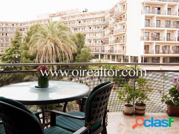 Amplio piso en venta en Fenals de Lloret de mar 2
