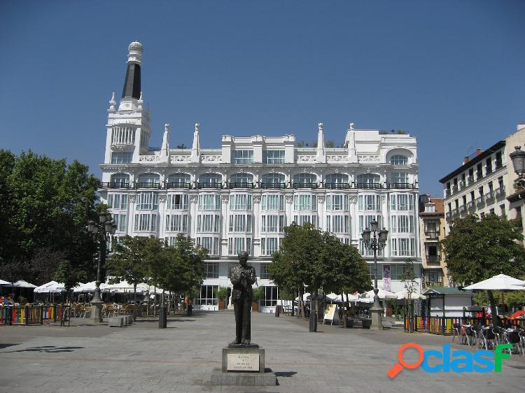 Edificio en venta en cortes - huertas, madrid