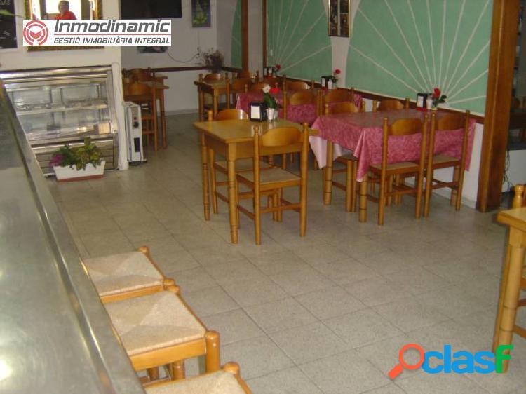 Restaurante en alquiler / traspaso
