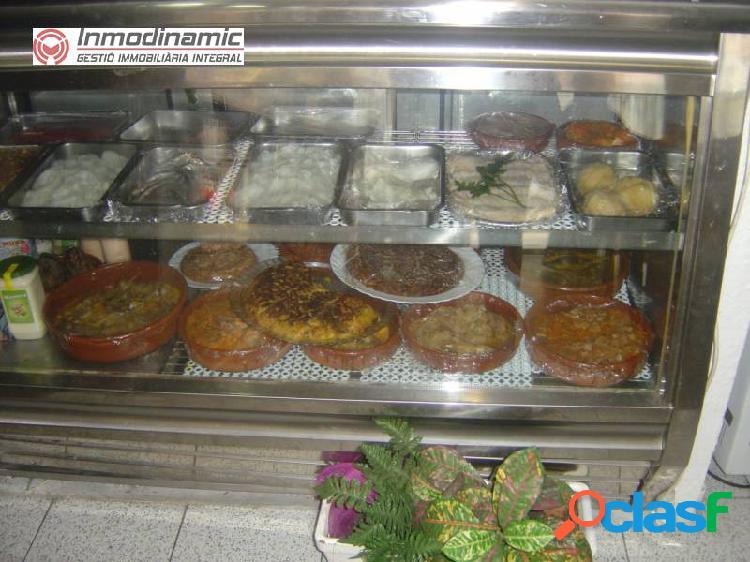 Restaurante en alquiler / traspaso 2