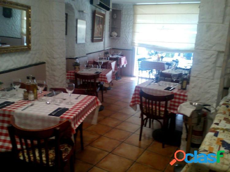 Bar restaurante en venta zona paral-lel licencia c3