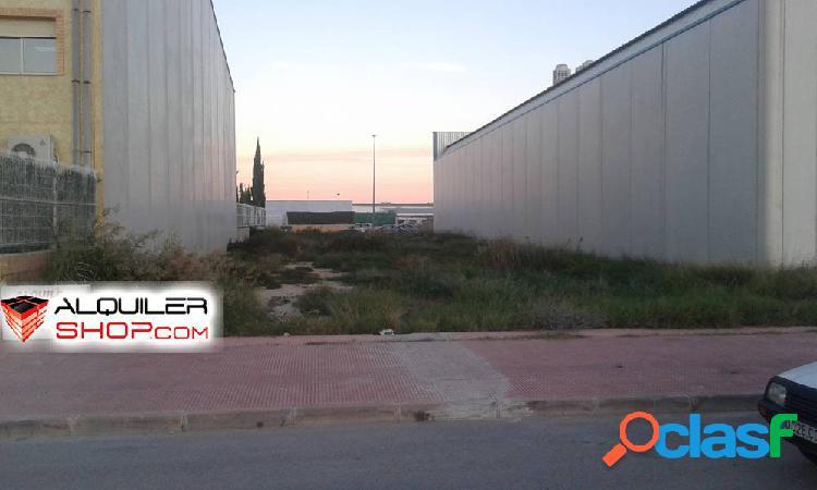 Solar poligono industrial de callosa de segura