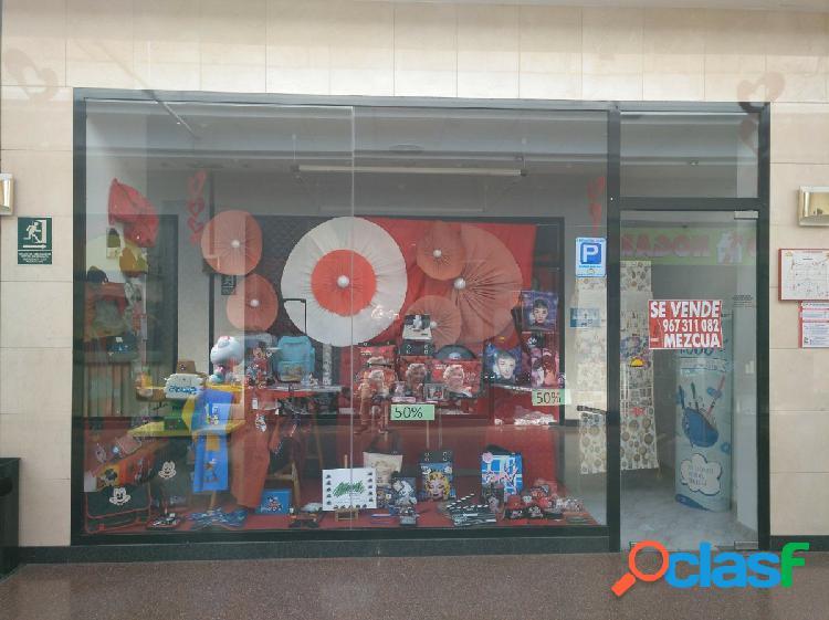 Local comercial en galerias rambla centro