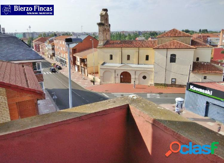 Apartamento para reformar en avenida madrid (puente castro)