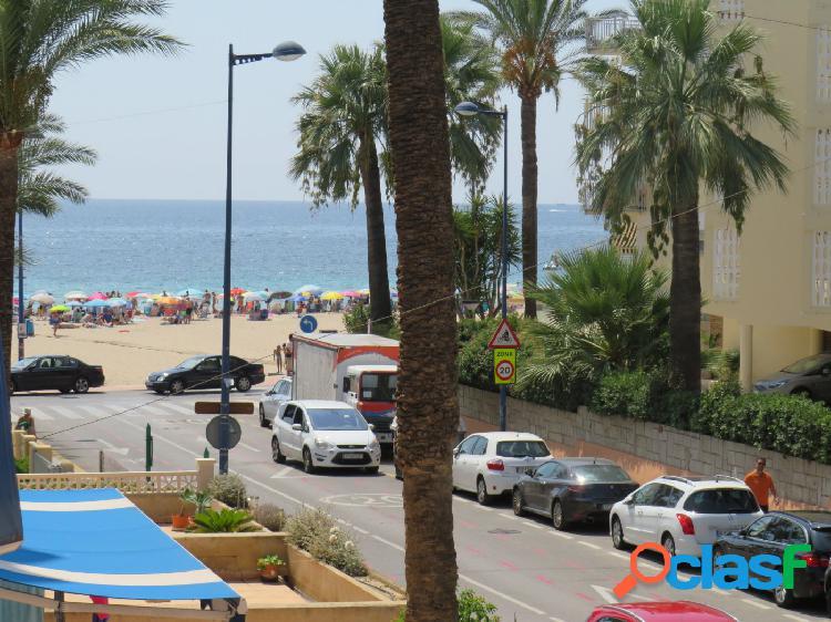Estupendo apartamento a pie de playa!!