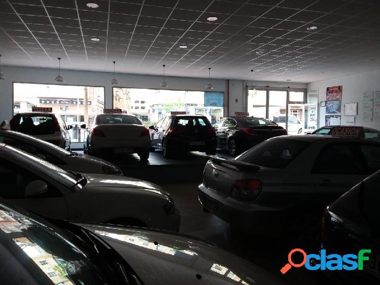 Se traspasa centro de servicio integral del automovil