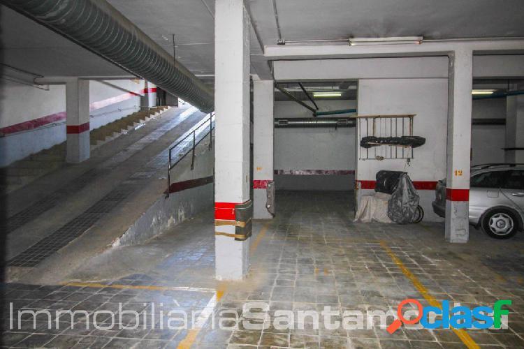 6 plazas de parking en venta en pineda, zona pueblo nuevo
