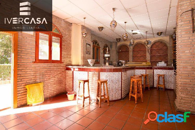 Local con licencia de bar con cocina. granada centro - arabial. venta y alquiler opción a compra.