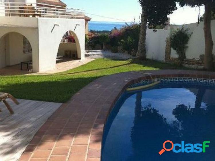 Fantastica villa en bolnuevo con vistas al mar!!