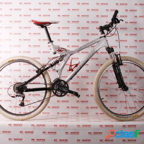 Bicicleta specialized fsrxc talla m de segunda mano e292678