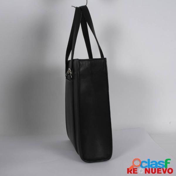 Bolso CARTIER negro de segunda mano E296087 2