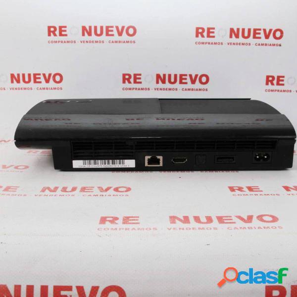 Consola Ps3 500GB + 2 Mandos de segunda mano E296461 2