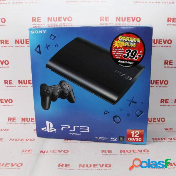 Consola Ps3 500GB + 2 Mandos de segunda mano E296461 3