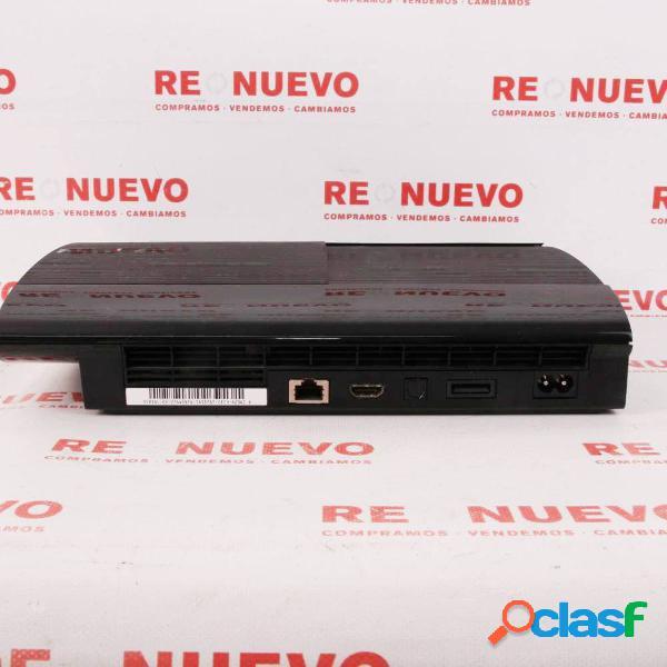 Consola PS3 SuperSlim de 500 GB + Mando de segunda mano E294699 2