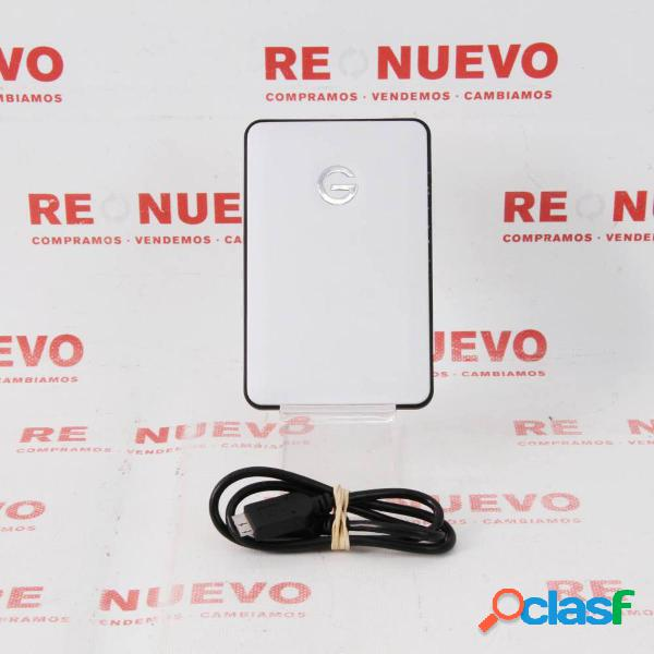 Disco duro g-drive de 500 gb de segunda mano e297308