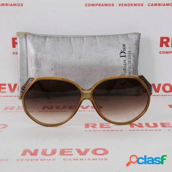 Gafas de sol christian dior 2209-80 de segunda mano e297478