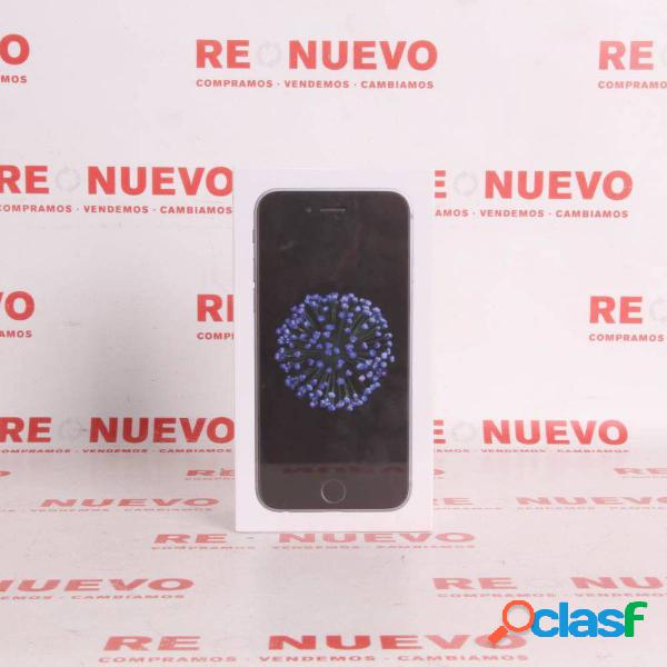 Iphone 6 64gb space gray libre nuevo precintado e291054