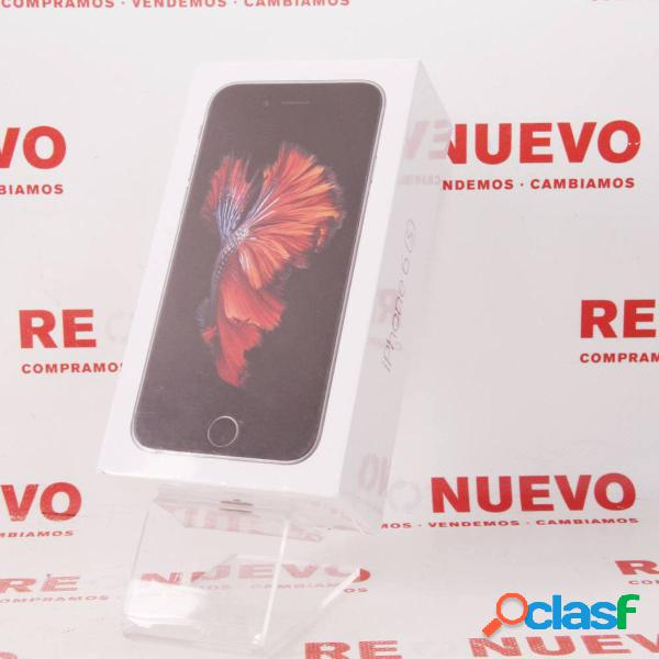 Iphone 6s 64gb space gray libre nuevo precintado e294252
